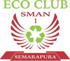 Logo Eco Club kami yang baru