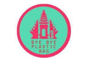 Bye Bye Plastic Bag Logo