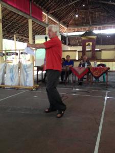 Penjelasan Program Recyling di Bali
