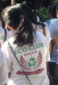 Baju Eco CLub SMAN 1 Semarapura